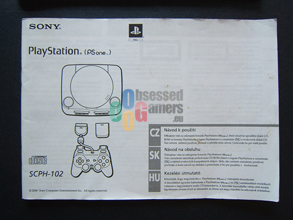 psone manual anleitung k zik nyv cz sk hu sony playstation 1 rh obsessedgamers eu sony playstation 1 user manual sony playstation 1 user manual
